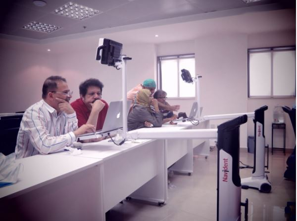Second NAVIDENT CERTIFICATION COURSE with Dr Shaikh in U.A.E.