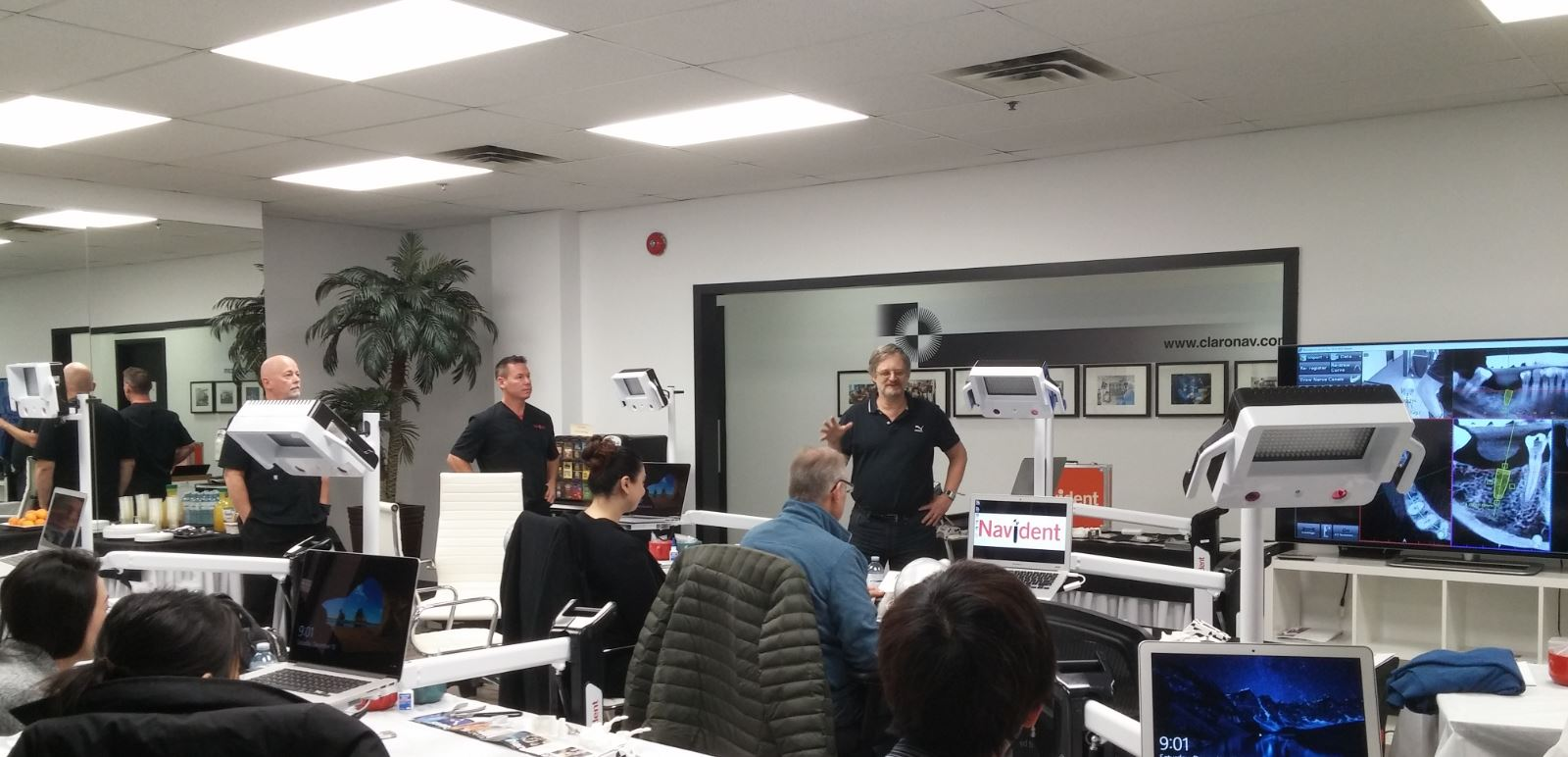 Newsletter issue 11 claronav to learn more about the course please visit httpdnsaronavcourses intro to navident certification toronto home office 1betcityfo Gallery