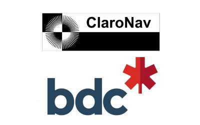 Canadian Medical Device Company ClaroNav Obtains Quasi-Equity Financing From BDC Capital