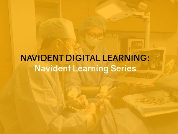 Dynamic Navigation Learning Series