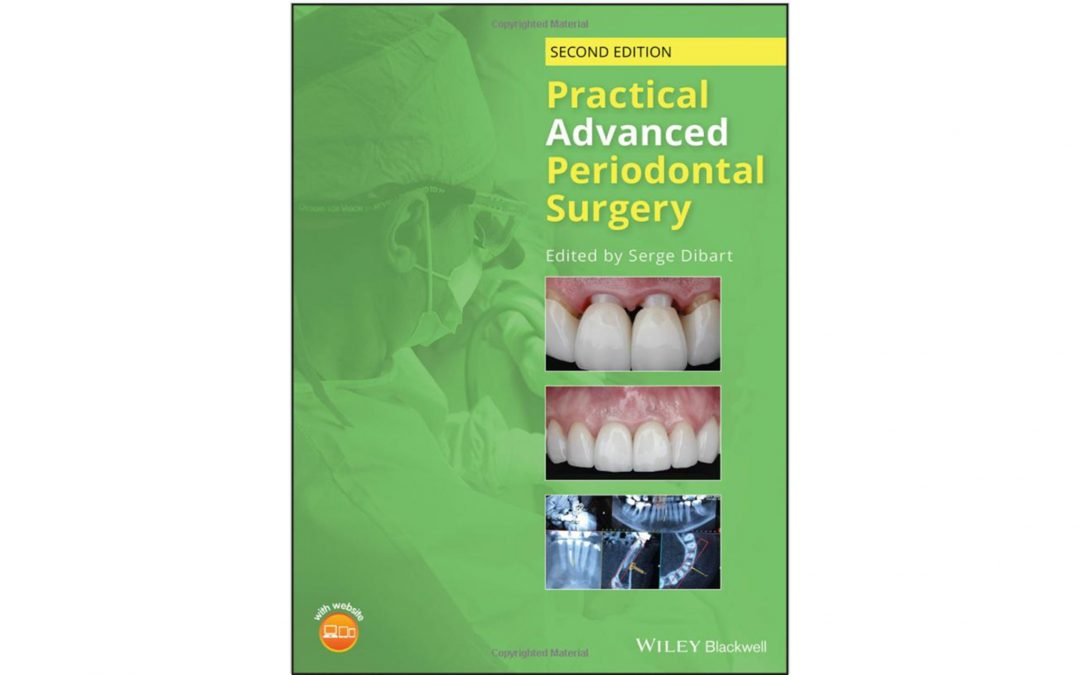 Navident appears in a newly published periodontal surgery book