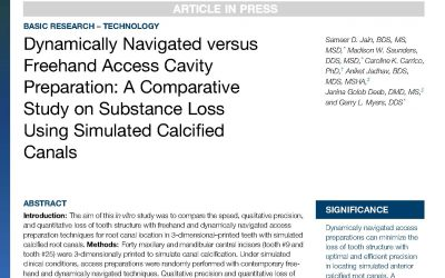 2 New studies published for Navident